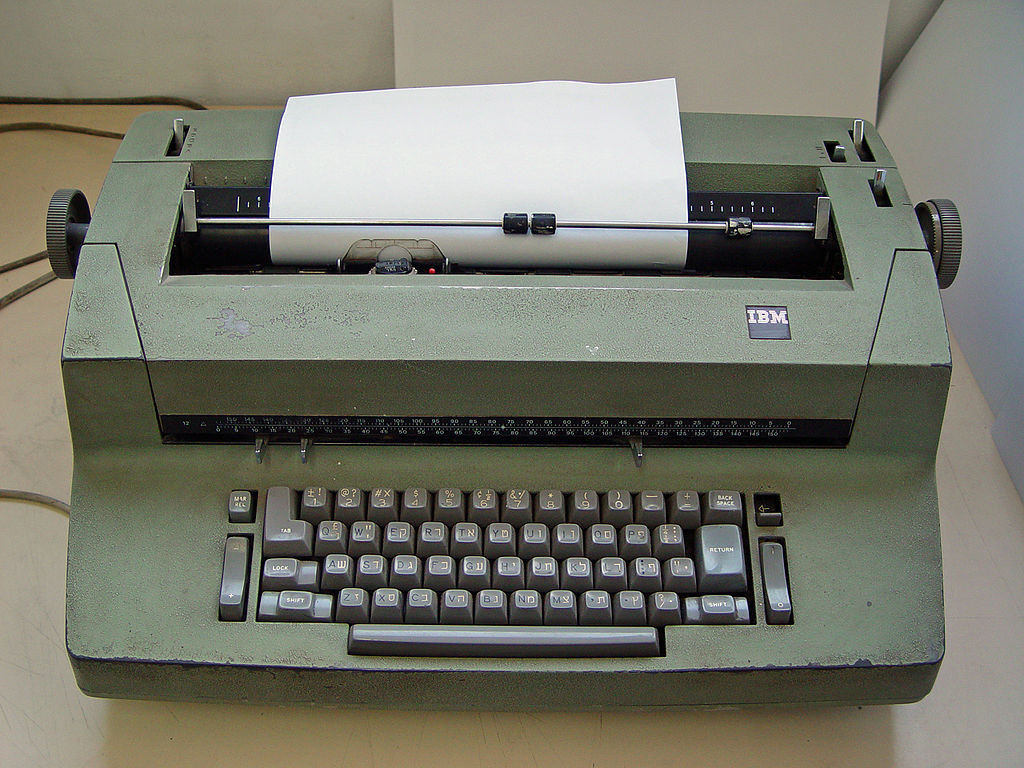 IBM Selectric II Typewriter