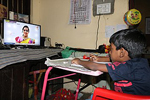 Kite online class first bell in victers channel seen by lakhs of students. Fotokannan