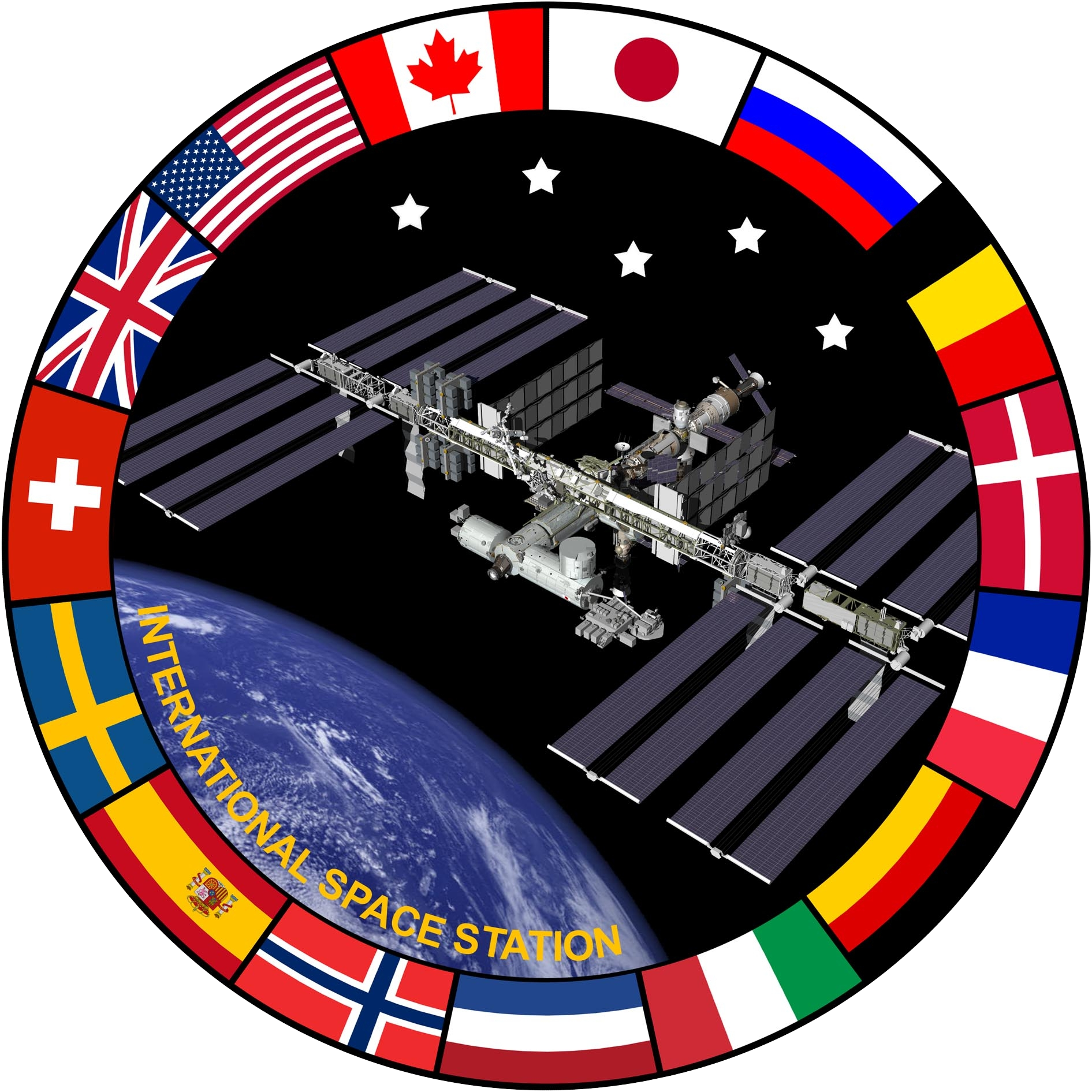 International Space Station | commons.wikimedia.org / NASA